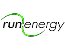 Run Energy logo