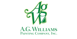 A.G. Williams Painting Company, Inc. logo