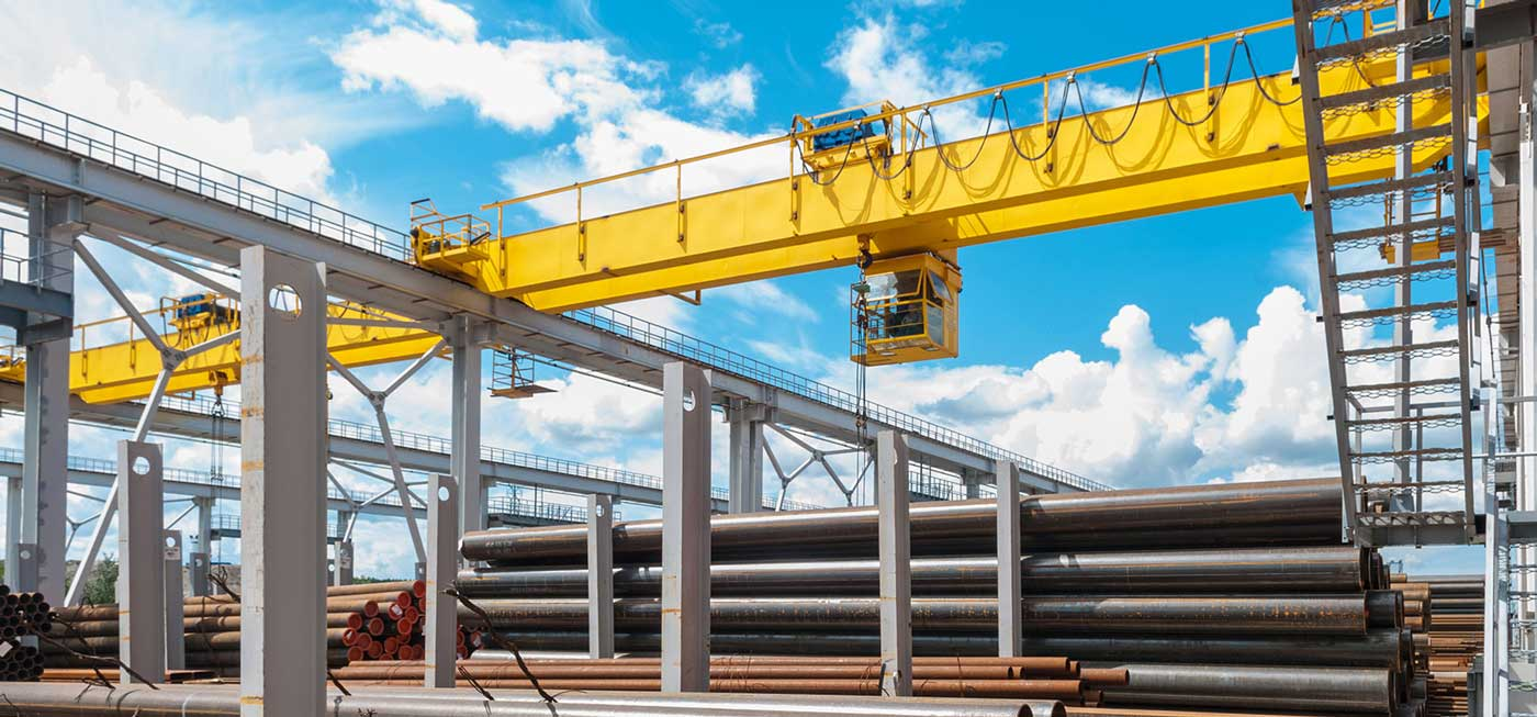 NQ Cranes employes GoFormz Mobile Forms to to streamline their overhead cranes operations
